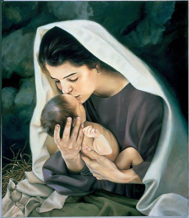Самая мощная и оберегающая молитва матери о дочери