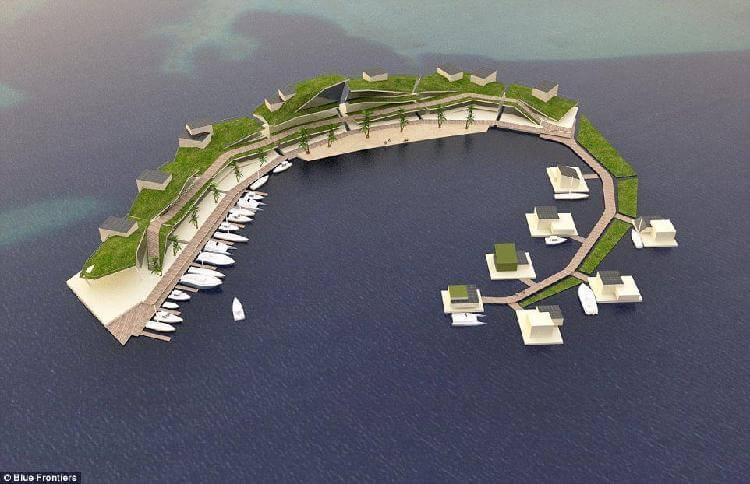 В 2022 году появится первое в мире «государство на воде», которое будет полностью свободным от политики