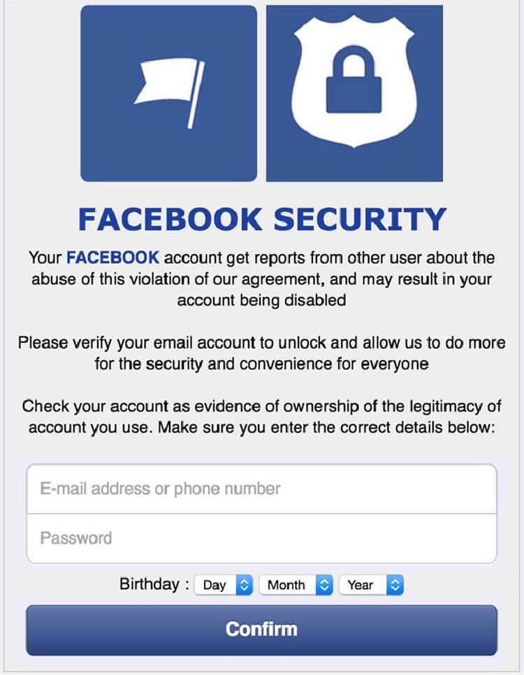 Если вы регулярно «сидите» в сети Facebook, воспользуйтесь этим советом полиции и не попадайтесь на такие аферы