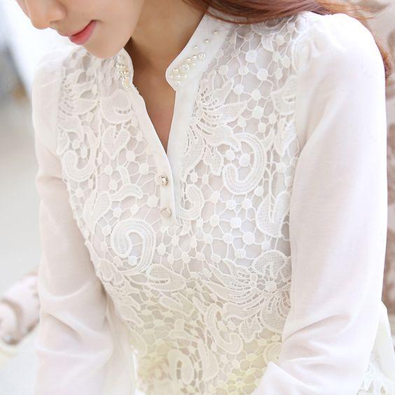 16 блузок, фасоны которых считаются самыми модными в текущем 2018 году