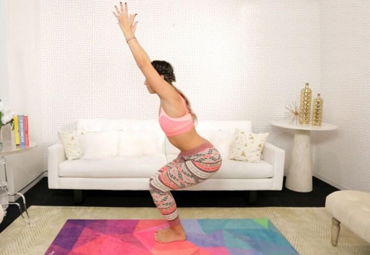 6 простых и эффективных упражнений для подтяжки живота и улучшения пищеварения