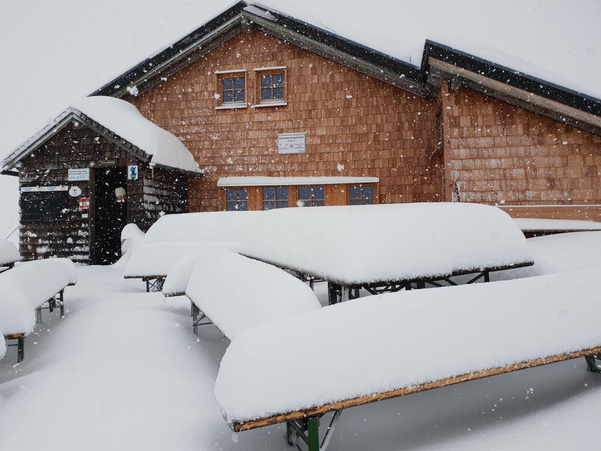 В Европе в августе выпало 40 сантиметров снега – да уж, такого лета мы еще не видели… Интересно, чего ждать осенью?
