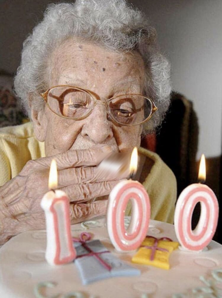 10+ фото, которые доказывают, что возраст – ничему не помеха