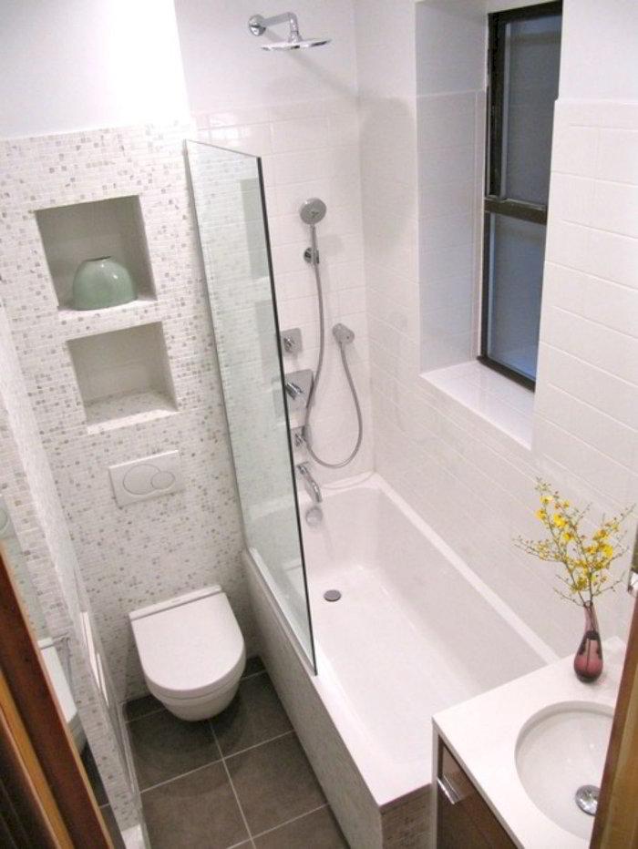 15 крутых решений для небольшой ванной комнаты – стильно и компактно