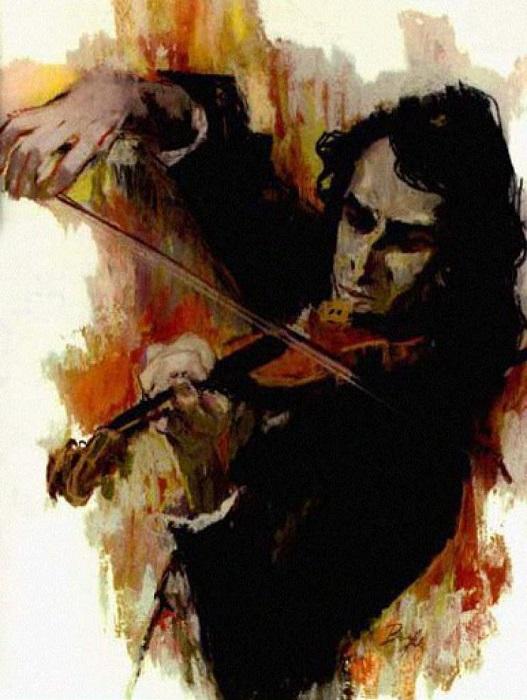 Жадина, сатанист и потрясающий скрипач Никколо Паганини, которого все города Европы отказывались похоронить…