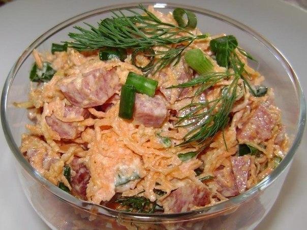 Вкуснейшие салаты, на приготовление которых понадобится всего 10 минут – крутая подборка