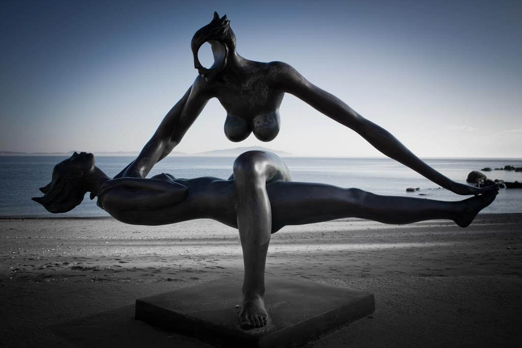 30 невероятных скульптур, от которых просто перехватывает дыхание