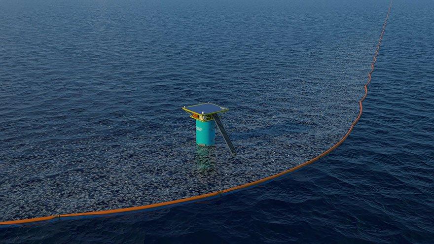 Женщина создала удивительную машину, способную избавить море от пластика и другого мусора