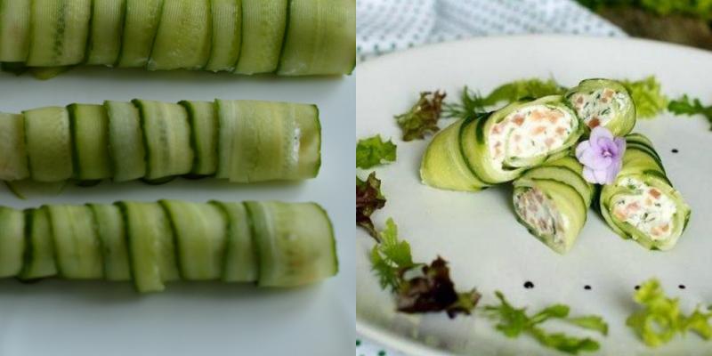 ТОП-5 лучших идей праздничных закусок из огурцов – вкусно, свежо, оригинально и изысканно