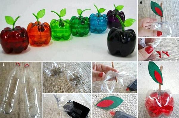 Великолепные идеи использования пластиковых бутылок – я теперь их не выбрасываю, еще и у соседей прошу