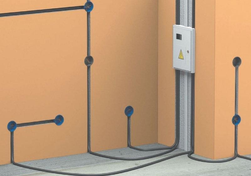 Правила монтажа проводки в доме: чтобы все было красиво, безопасно и по стандартам