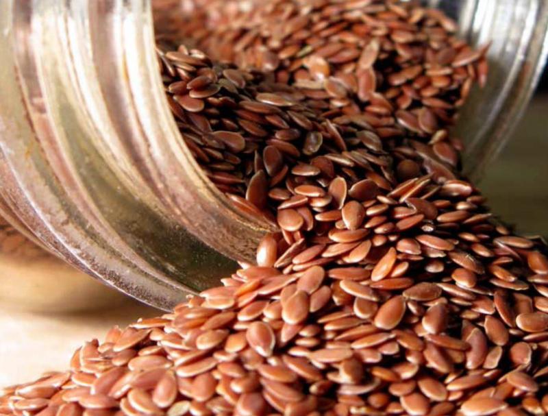 Употребление семян льна: быстрое сжигание жира и еще 5 видимых эффектов