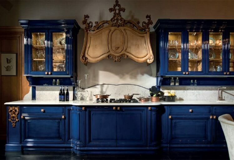 Потрясающих 23 проекта – если место женщины на кухне, то исключительно на такой вот