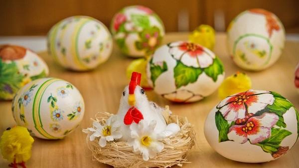 3 салфетки, крахмал, яйца – и уже через час вы получите настоящие шедевры к празднику