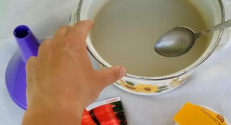 Оригинальный и эффективный метод посадки моркови – обязательно попробуйте сделать именно так