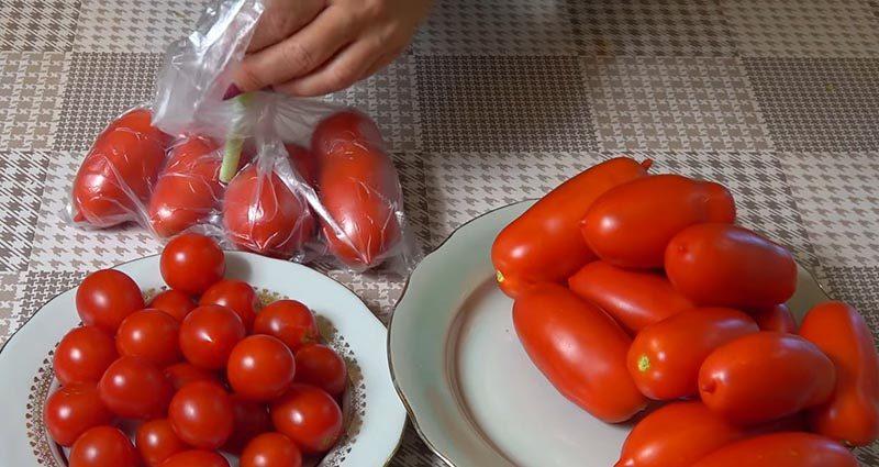 Оказывается, помидоры можно хранить круглый год – и все благодаря этому простому способу