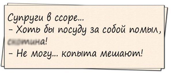 Анекдот про урок русского языка