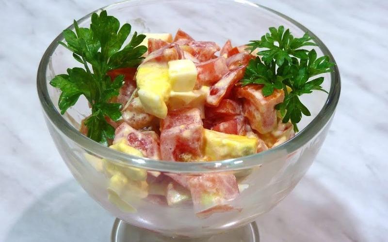 ТОП-10 рецептов невероятных яичных салатов на любой вкус – обязательно попробуйте, это нечто